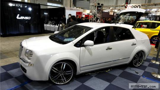 Выставка Tokyo Motor Show 2011