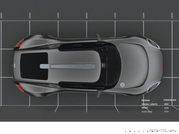Porsche 929