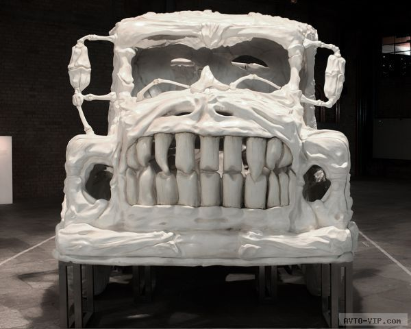 костяной грузовик Collidonthus