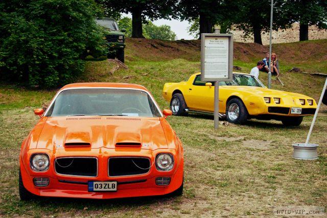 Шоу американских автомобилей
