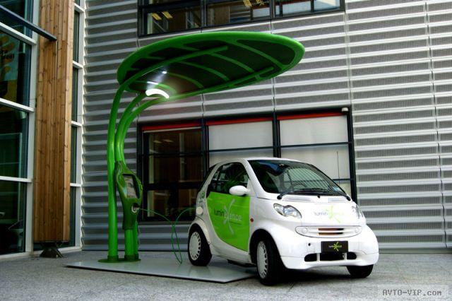 Домашняя зарядная станция для электромобилей Lotus