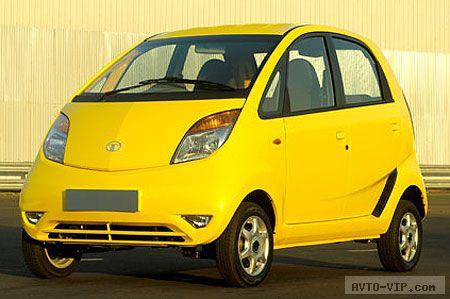 Nano забирает автомобили