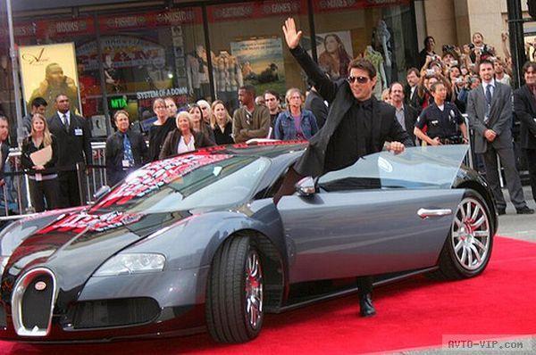 Tom's Bugatti Veyron