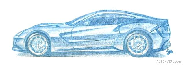 Феррари F620 GT