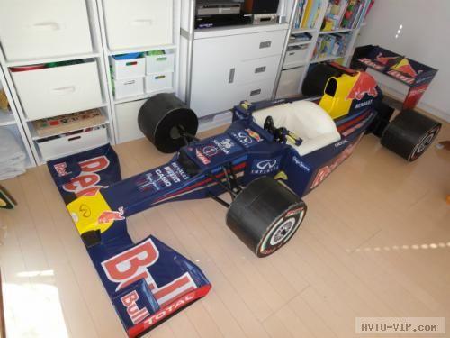 2012 Red Bull RB8 Formula 1 race