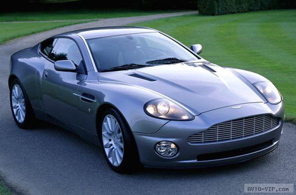 Pierce Brosnan Owns an Aston Martin Vanquish