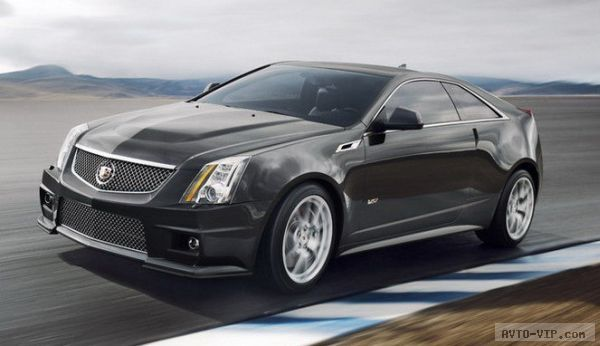 Justin Bieber's matte black Cadillac CTS-V coupe