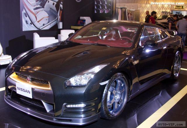 Nissan GT-R VVIP - вариант суперкара для шейхов