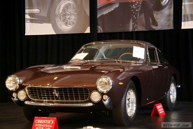 Ferrari 250 GT Lusso Стива МакКуина на аукционе