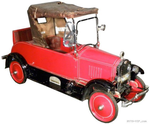 Коллекция американских детских машинок 1926 Packard