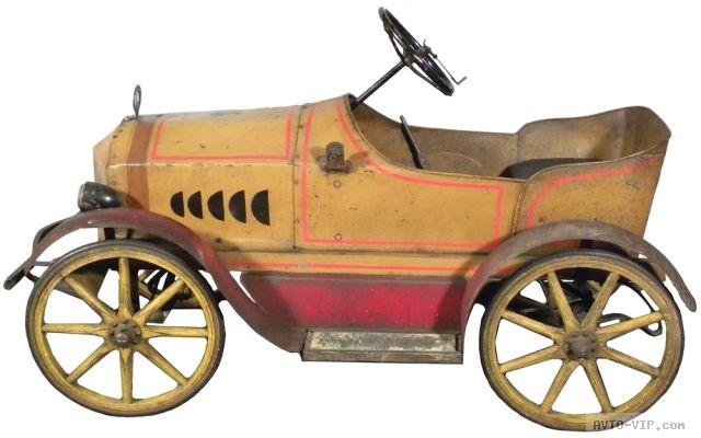 Коллекция американских детских машинок 1915 Gendron Paige