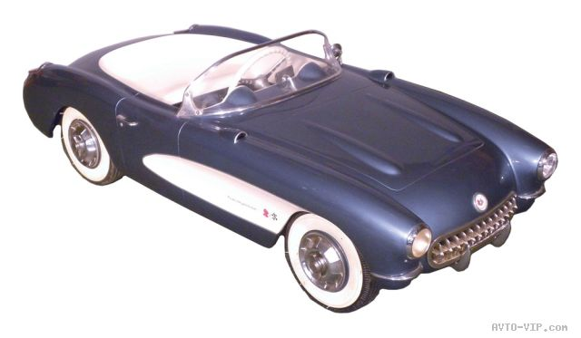 Коллекция американских детских машинок 1957 Chevy Corvette