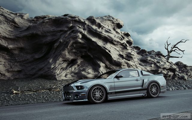 2010 Ford Mustang GT Konquistador
