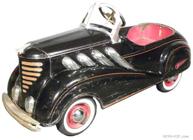 Коллекция американских детских машинок Auburn Super Charger