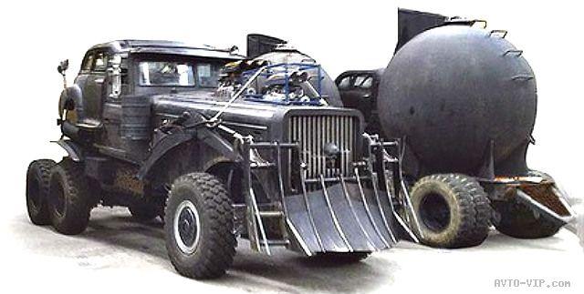 Безумный Макс-4 и безумные машины