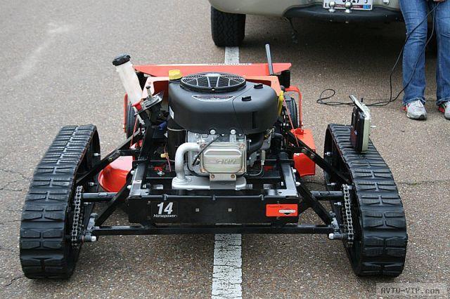 Газонокосилка TRX-34 RC