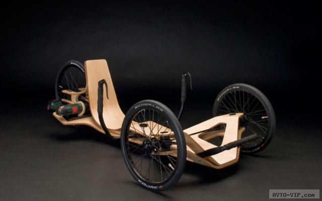 Фанерный трицикл Rennholz