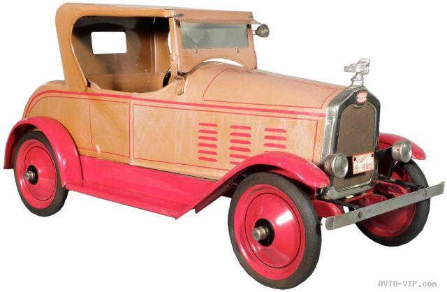 Коллекция американских детских машинок Gendron 1926 Stutz