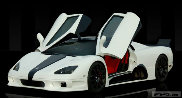 SSC Ultimate Aero TT