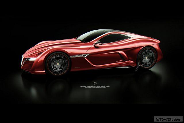 Альфа Ромео C12 GTS
