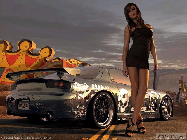 Need for Speed Pro Street - Игры