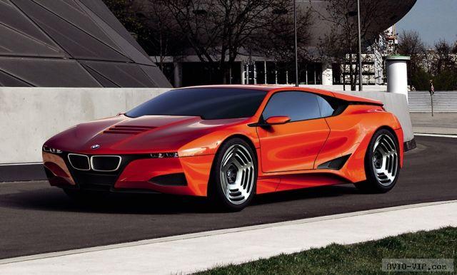 Поддай газу с BMW M1