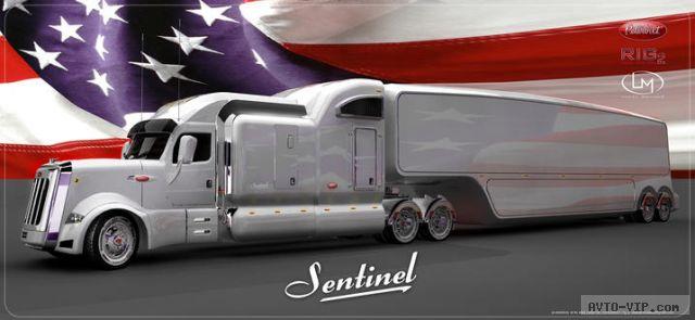 Peterbilt: Sentinel, Sentinel Rod, MAG