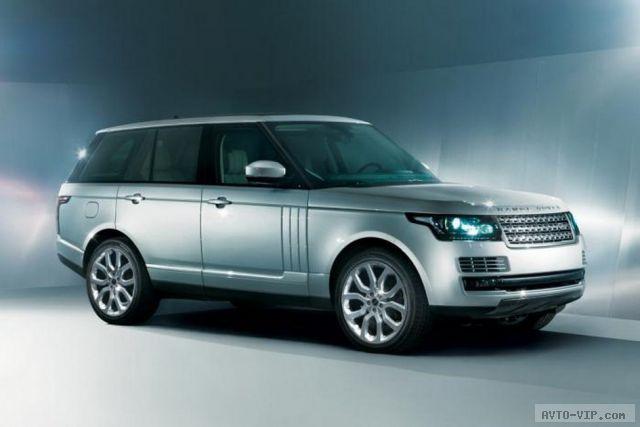 2013 Range Rover - на выбор автолюбителей