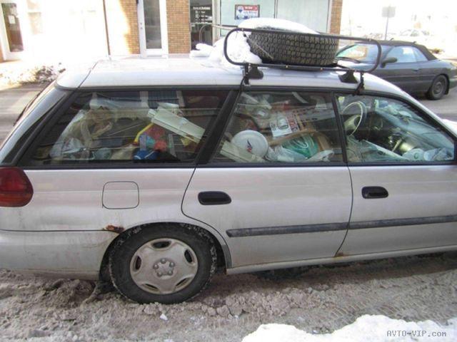 Помойная яма 5 на колесах