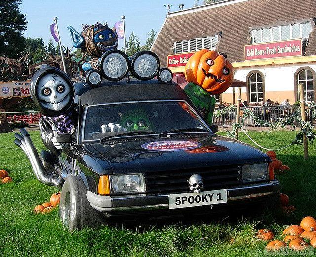 Хэллоуин - костюмы для машин avto-vip.com