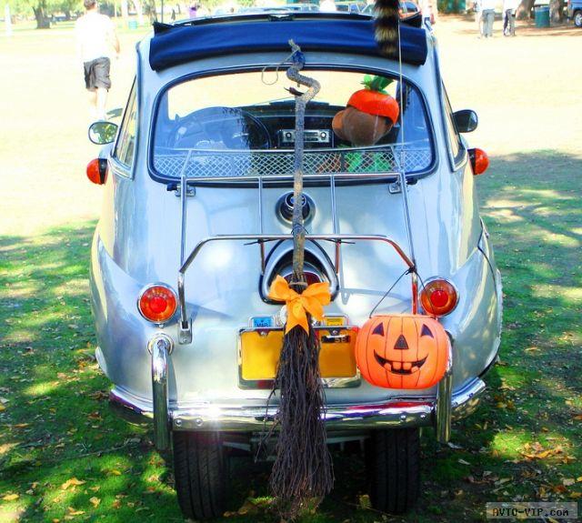 avto-vip.com Хэллоуин - костюмы для машин