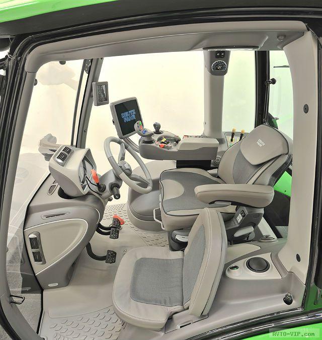 Трактор года 2013 avto-vip.com Deutz-Fahr Agrotron 7250 Ttv