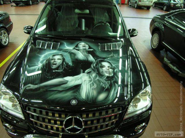 стайлинг автомобилей avto-vip.com