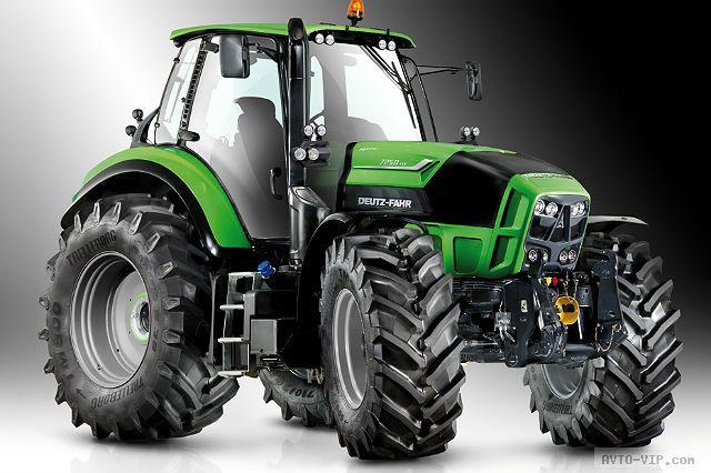 2013 Deutz-Fahr Agrotron 7250 Ttv