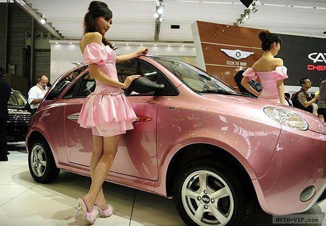 Chery Automobile Co рассчитывает на субсидии со стороны государства