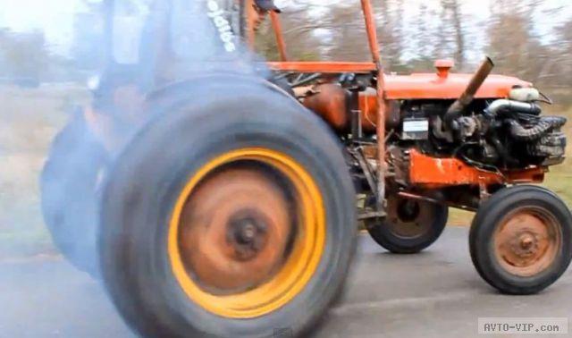avto-vip.com Трактор Террор