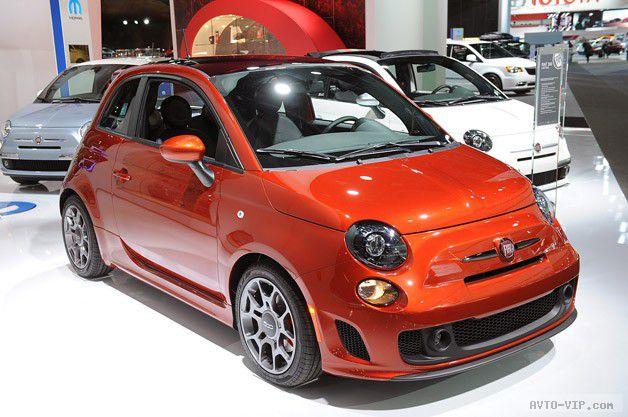 Fiat 500 Cattiva концепции