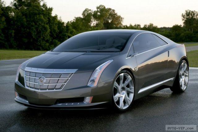Электрический Cadillac ELR появится к концу 2013 года