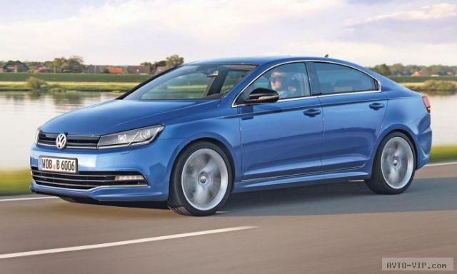 Подробности о новой модели Volkswagen Golf СС