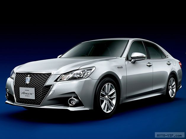 2013 Toyota Crown Athlete