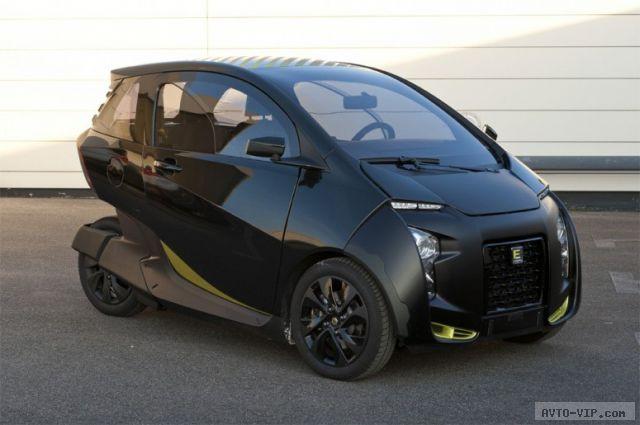 Трехколесный электромобиль VeLV