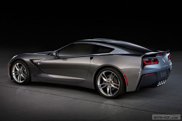 Спортивный автомобиль Chevrolet Corvette Stingray