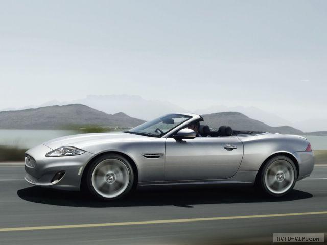 Новое поколение Jaguar XK
