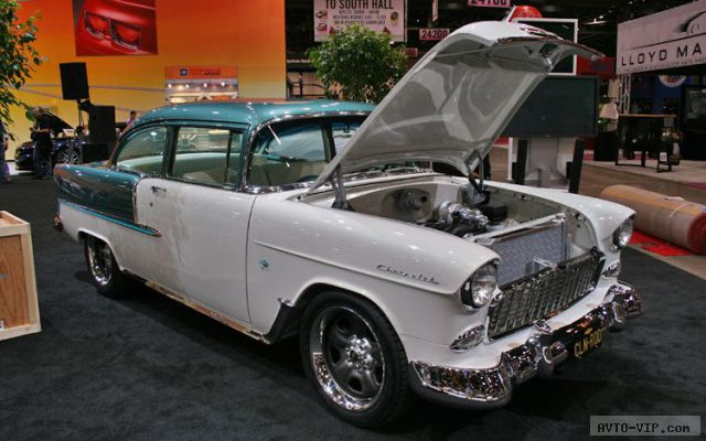 Chevrolet Bel Air 1955 E-ROD