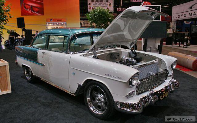 Chevrolet Bel Air 1955 E-ROD