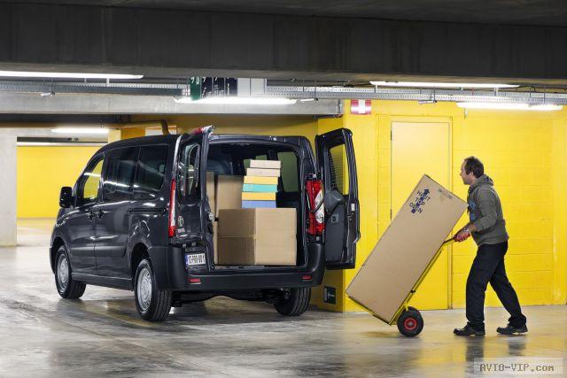 Фургон ToyotaProAce