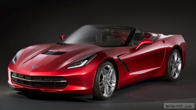 2014 Chevy Corvette Convertible