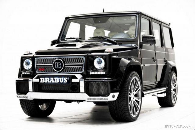 Mercedes G от Brabus