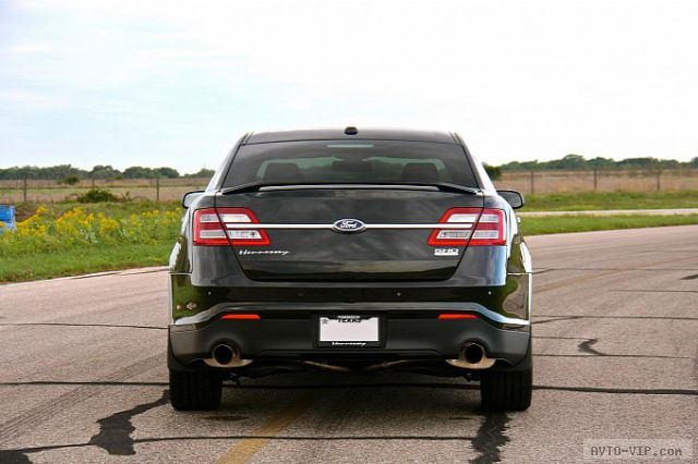 Ford Taurus SHO Hennessey 445 Boost