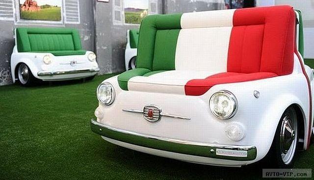Мебель для настоящих автолюбителей